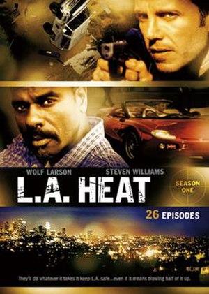 L.A. Heat (TV series) - DVD cover