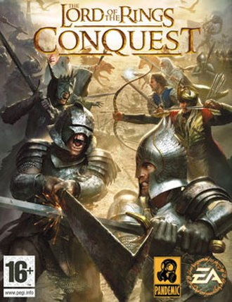 The Lord of the Rings: Conquest - Image: LOTR Conquest