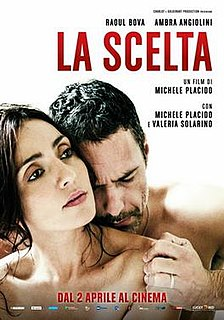 <i>The Choice</i> (2015 film) 2015 film by Michele Placido