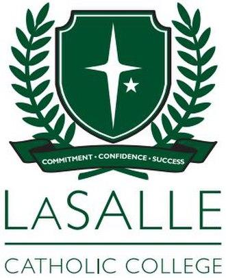 LaSalle Catholic College, Bankstown - Image: Lasallebankstownlogo