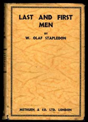 Last and First Men - First edition cover