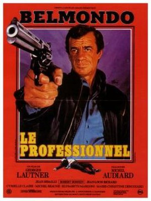 The Professional (1981 film) - Film poster