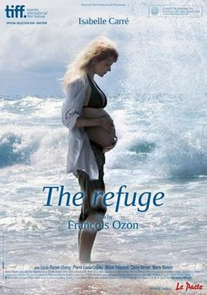 The Refuge (film) - Theatrical release poster