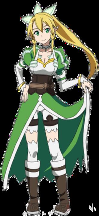 Leafa - Image: Leafa Sword Art Online
