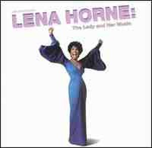 Lena Horne: The Lady and Her Music - Image: Lenaladyalb