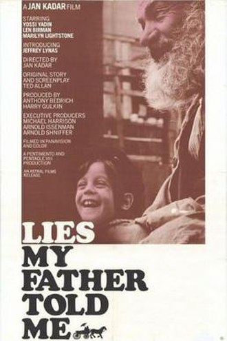 Lies My Father Told Me - Image: Lies My Father Told Me Film Poster