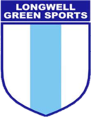 Longwell Green Sports F.C. - Image: Longwell Green Sports F.C. logo