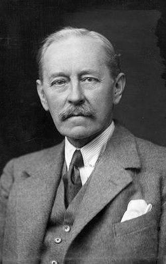 Lord Edward Gleichen - Lord Edward Gleichen