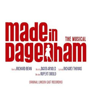 Made in Dagenham (musical) - Image: Made in Dagenham Cast CD