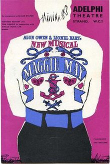 Maggie May poster 1964.jpg