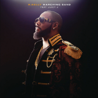 R. Kelly featuring Juicy J — Marching Band (studio acapella)