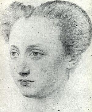 Marie Touchet - Marie Touchet, mistress of Charles IX of France