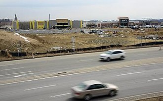 McCandless Crossing - Phase four as of March 2014.