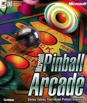 Microsoft Pinball Arcade - Cover art for the Windows version