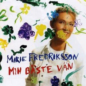 Min bäste vän - Image: Min Bäste Vän Front