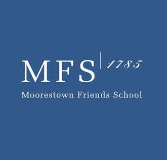 Moorestown Friends School - Image: Moorestown logo