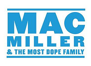 Mac Miller and the Most Dope Family - Image: Most Dope Family Logo