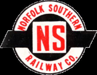 Norfolk Southern Railway (1942–1982) former American railway (1942–82)