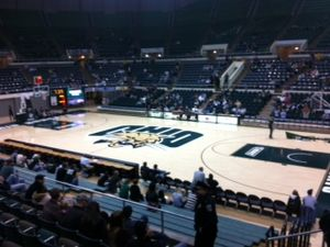 Convocation Center (Ohio University) - Image: OU Convo Center 2012
