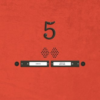 Devinyl Splits No. 5 - Image: Owen.Devine Split