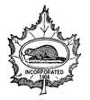 Oxford, Nova Scotia - Image: Oxford NS crest