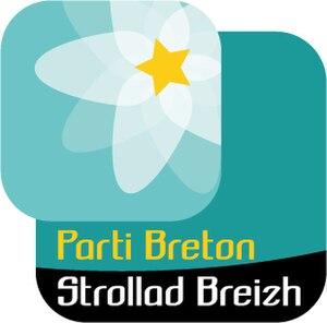 Breton Party - Image: Parti Breton Strollad Breizh (logo)