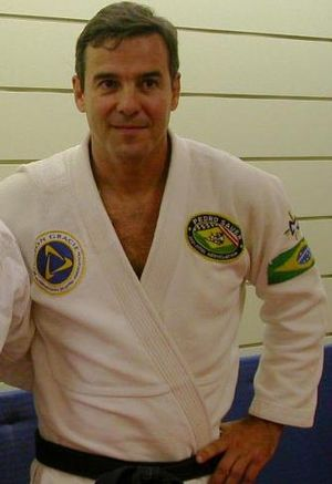 Pedro Sauer Seminar Photo, Atlanta 2004