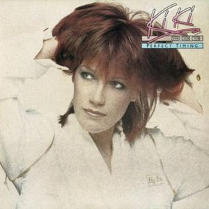Perfect Timing (Kiki Dee album) - Image: Perfect Timing Kiki Dee