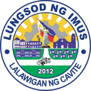 The city seal of Imus