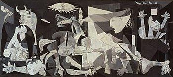 Image result for guernica painting