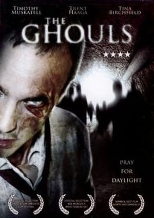 The Ghouls - Image: Poster of the movie The Ghouls