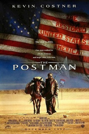 The Postman (film) - Image: Postman ver 3
