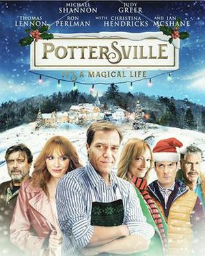 Pottersville (film) - Theatrical release poster