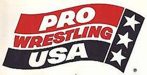 Pro Wrestling USA - Image: Pwusa