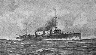 Italian cruiser <i>Quarto</i>