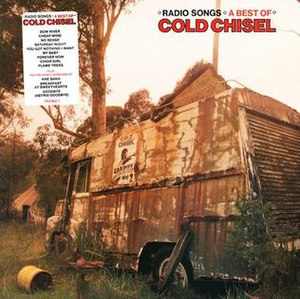Radio Songs: A Best of Cold Chisel - Image: Radio Songs A Best of Cold Chisel