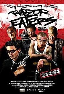 <i>Razor Eaters</i> 2003 film