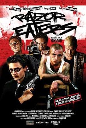 Razor Eaters - Image: Razor Eaters Poster