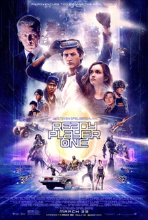 <i>Ready Player One</i> (film) 2018 film directed by Steven Spielberg