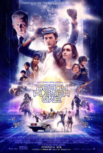 Ready Player One (film) - Teaser poster