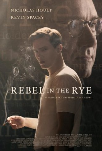 Rebel in the Rye - Theatrical release poster