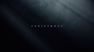 Resistance (miniseries) - Title card