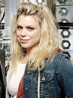 "Rose Tyler character from the TV series ""Doctor Who"""