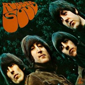 Rubber Soul - Image: Rubber Soul