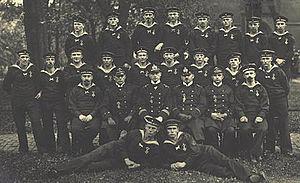 SM U-9 - The men of U-9.