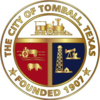 Official seal of Tomball, Texas