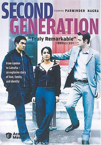Second Generation (film) - US DVD poster