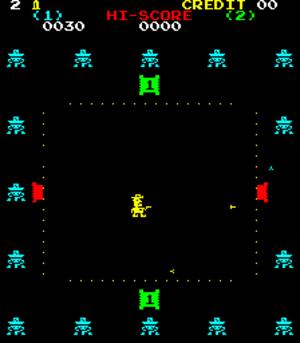 Sheriff (video game) - Screenshot of Sheriff.