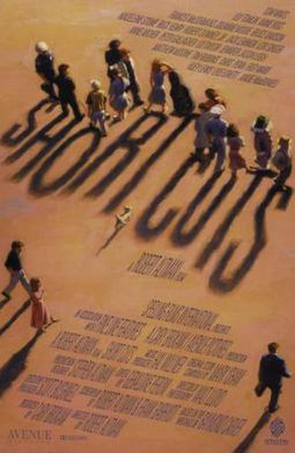 Short Cuts (film) - Theatrical release poster