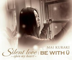 Silent Love (Open My Heart)/Be with U - Image: Silentloveomh